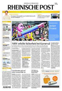 Rheinische Post – 25. Februar 2020