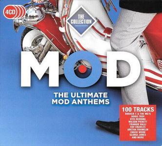 VA - Mod: The Ultimate Mod Anthems (2017)