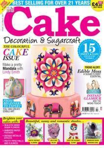 Cake Decoration & Sugarcraft - March 2017