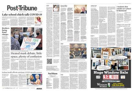 Post-Tribune – August 28, 2021