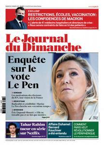 Le Journal du Dimanche - 28 mars 2021