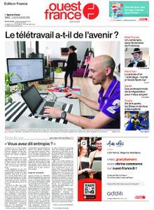 Ouest-France Édition France – 23 novembre 2020