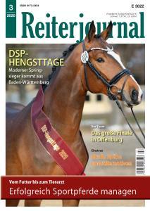 Reiterjournal - Nr.3 2020