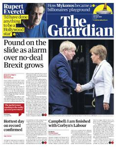 The Guardian - July 30, 2019