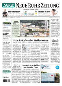 NRZ Neue Ruhr Zeitung Essen-Postausgabe - 15. August 2018