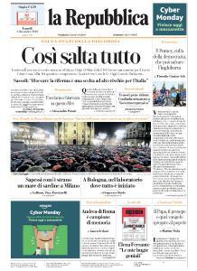 la Repubblica - 2 Dicembre 2019