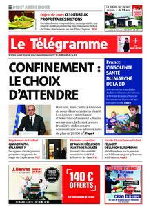 Le Télégramme Brest Abers Iroise – 30 janvier 2021