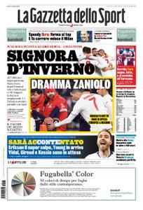 La Gazzetta dello Sport Sicilia – 13 gennaio 2020