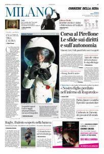 Corriere della Sera Milano - 24 Dicembre 2017