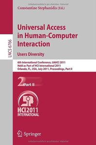 Universal Access in Human-Computer Interaction. Users Diversity