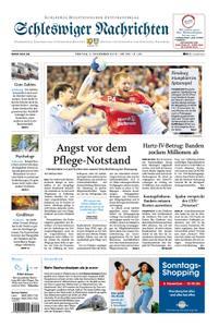Schleswiger Nachrichten - 02. November 2018