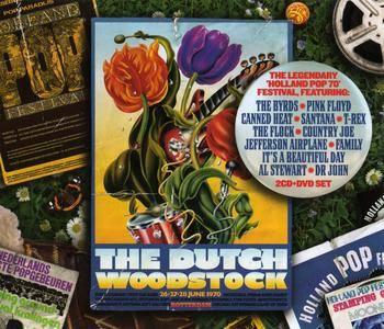 VA - The Dutch Woodstock 1970 (2013)