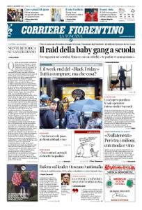 Corriere Fiorentino La Toscana – 24 novembre 2018