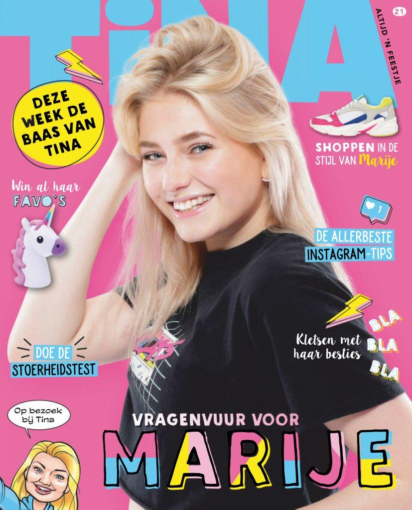 Tina Netherlands - 16 mei 2019