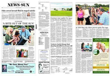 Lake County News-Sun – August 22, 2017