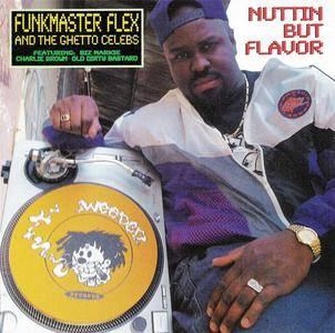 Funkmaster Flex & The Ghetto Celebs - Nuttin' But Flavor (US CD5) (1995) {Wreck/Nervous} **[RE-UP]**