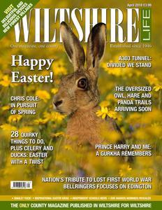 Wiltshire Life - April 2018