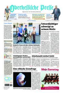 Oberhessische Presse Marburg/Ostkreis - 01. August 2019
