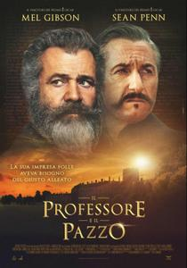 Il Professore E Il Pazzo / The Professor and the Madman (2019)