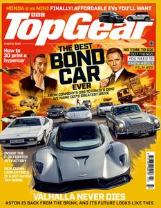 BBC Top Gear UK - March 2020