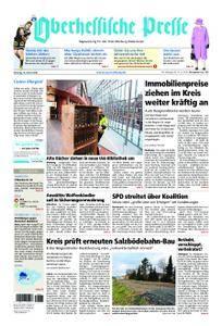 Oberhessische Presse Marburg/Ostkreis - 16. Januar 2018