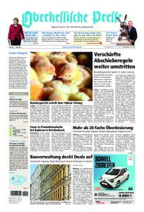 Oberhessische Presse Marburg/Ostkreis - 17. Mai 2019