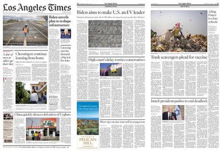 Los Angeles Times – April 01, 2021