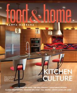 Food & Home - Fall 2018