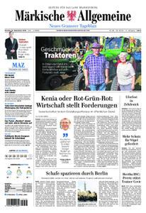 Märkische Allgemeine Neues Granseer Tageblatt - 16. September 2019