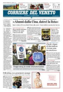 Corriere del Veneto Padova e Rovigo – 05 febbraio 2020