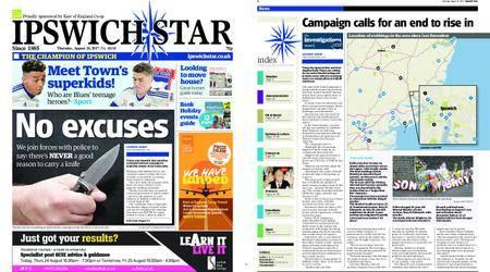 Ipswich Star – August 24, 2017