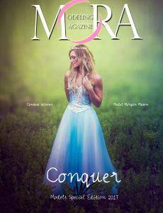 Mora Modelling Magazine -  Conquer Models Special Edition 2017
