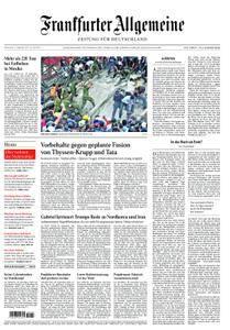 Frankfurter Allgemeine Zeitung F.A.Z. - 21. September 2017