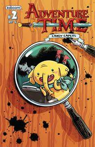 Adventure Time - Candy Capers 002 2013 Digital