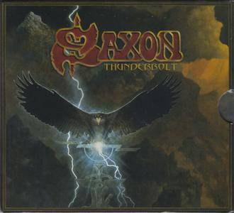 Saxon - Thunderbolt (2018) [2CD, Special Edition]