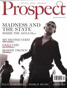 Prospect Magazine - March 2001