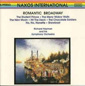 Richard Hayman and his Symphony Orchestra - Romantic Broadway (1991)