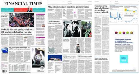 Financial Times UK – September 21, 2017