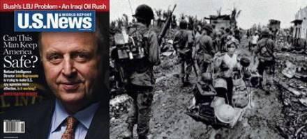 US News and World Report November 13 2006