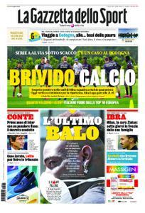 La Gazzetta dello Sport Bergamo – 28 maggio 2020