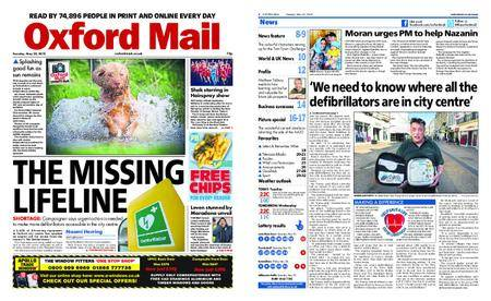 Oxford Mail – May 22, 2018