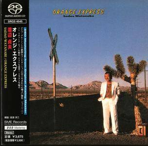 Sadao Watanabe - Orange Express (1981) [Japan 2000] SACD ISO + Hi-Res FLAC