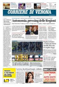 Corriere di Verona – 27 novembre 2018