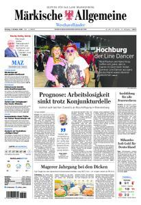 Märkische Allgemeine Westhavelländer - 07. Oktober 2019