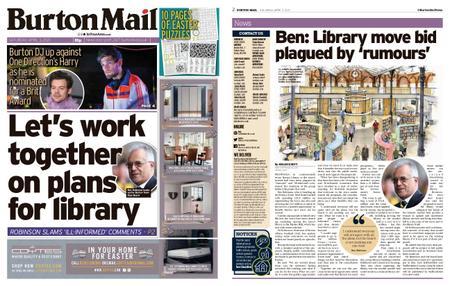 Burton Mail – April 03, 2021