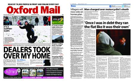 Oxford Mail – February 02, 2019