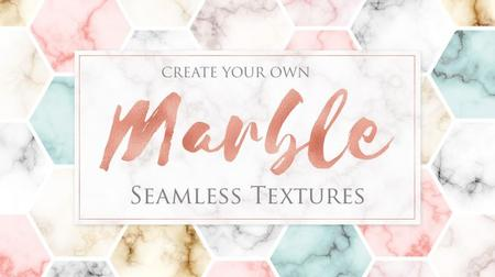 Creating Seamless Marble Textures In Adobe Photoshop