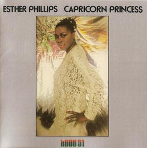 Esther Phillips - Capricorn Princess (1976) [2010, Remastered Reissue]