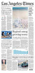 Los Angeles Times  November 16 2017