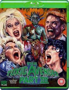 The Toxic Avenger Part III: The Last Temptation of Toxie (1989)